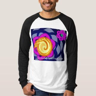 Metaphysiology Atomic Space Men's T-Shirt