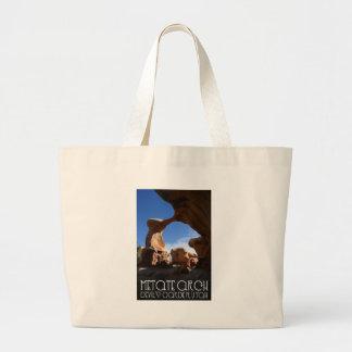 Metate Arch, Devil's Garden, Utah Bags