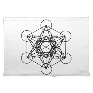 Metatron Cube Placemat