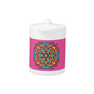 Metatron's Cube Mandala