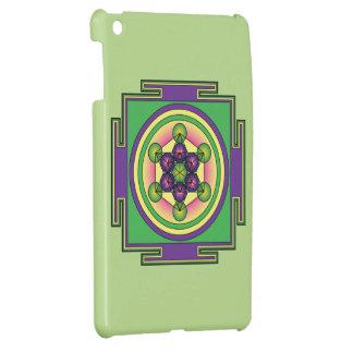 Metatron's Cube Mandala iPad Mini Case