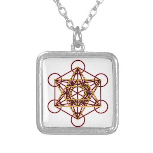 MetatronRedStar Necklaces
