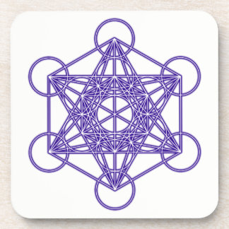 Metatron's Cube Coasters
