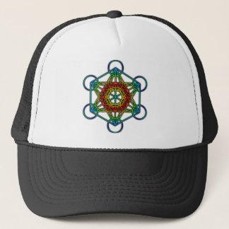 Metatron's Cube (Color 1) Trucker Hat