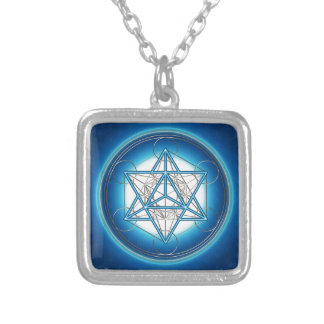 Metatrons cube - Merkaba - star tetrahedron Custom Jewelry