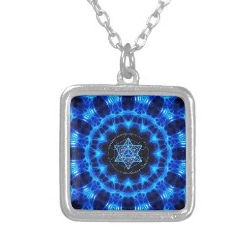 Metatrons cube - Merkaba - star tetrahedron Jewelry