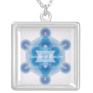 Metatron's Cube Jewelry