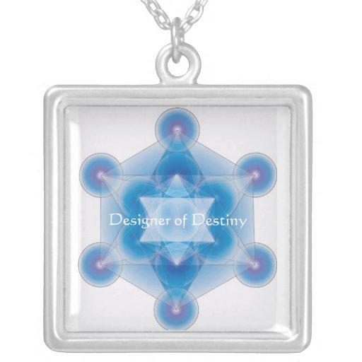 Metatron's Cube Jewelry