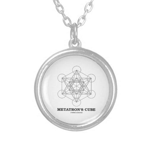 Metatron's Cube (Sacred Geometry) Pendants