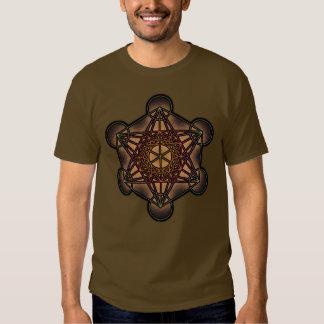 Metatron's Cube ~ Sacred Geometry Tee Shirt