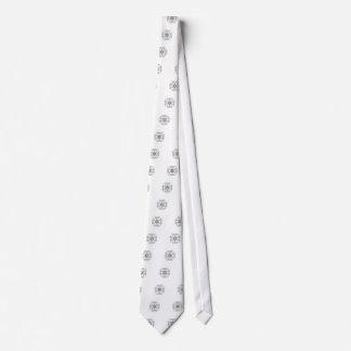Metatron's Cube Tie