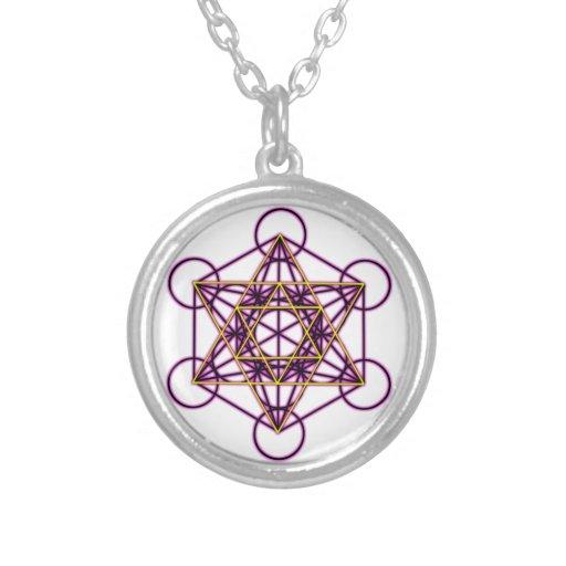 MetatronVStar Custom Necklace