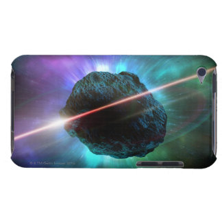 Meteor in Space iPod Touch Cases
