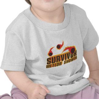 Meteor Shower survivor Shirts