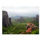 Meteora – Thessaly Postcard