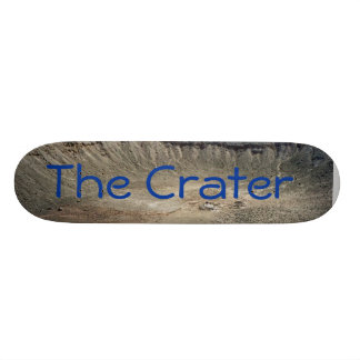 Meteorcrater, The Crater 21.6 Cm Skateboard Deck