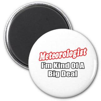 Meteorologist...Big Deal Refrigerator Magnet