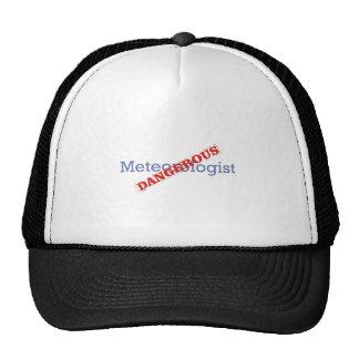 Meteorologist Dangerous Trucker Hat