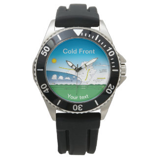 Meteorology Cold front Watch