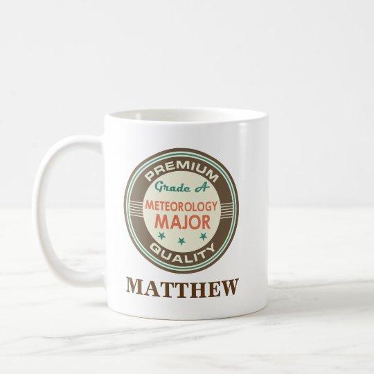 Meteorology Major Personalised Office Mug Gift