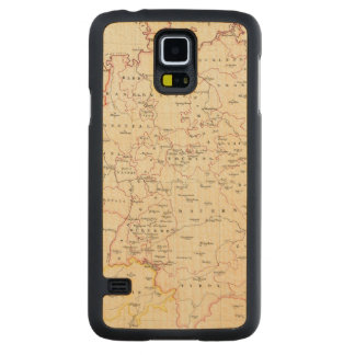 meterological stations throughout Central Europe Carved Maple Galaxy S5 Case