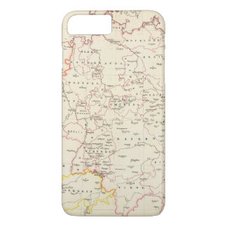 meterological stations throughout Central Europe iPhone 7 Plus Case