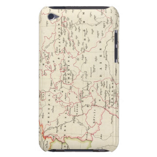 meterological stations throughout Central Europe iPod Touch Covers