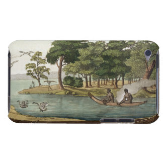 Method of Navigation in New Holland, engraved by F Barely There iPod Case