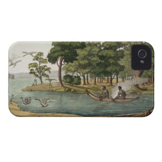 Method of Navigation in New Holland, engraved by F iPhone 4 Case-Mate Case