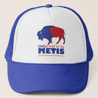 Metis Buffalo Hat