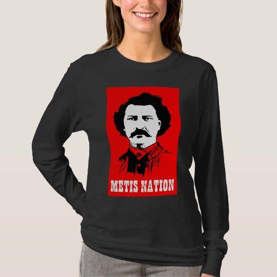 Metis Nation T-Shirt (Dark)