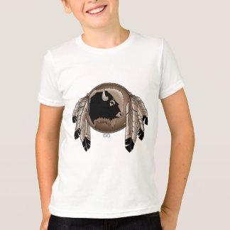 Metis Pride Kids T-shirt First Nation Art Tee