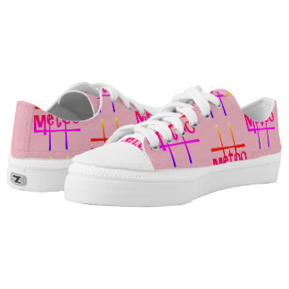 #metoo Designer Sneakers in pink by DAL