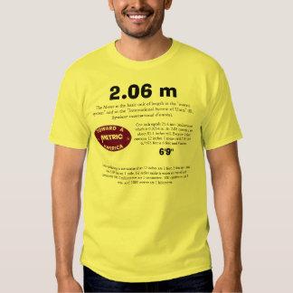 Metric America 2.06 m Shirt
