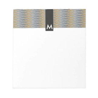 Metro Notepads