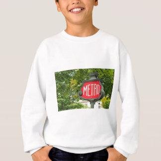 Metro Paris Sweatshirt