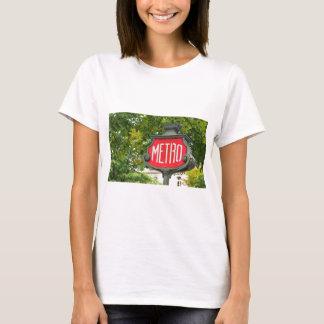 Metro Paris T-Shirt