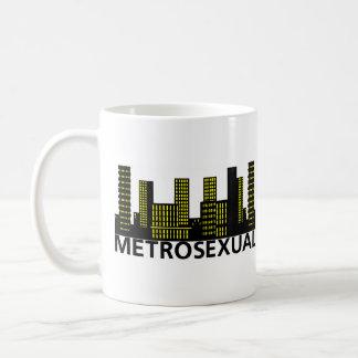 Metro Sexual Basic White Mug