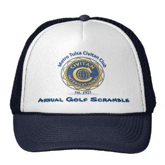 Metro Tulsa Golf Tournament Hat