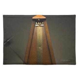Metronome 2 placemat