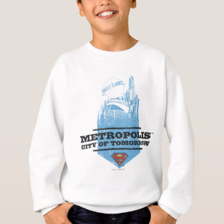 Metropolis: City of Tomorrow Sweatshirt