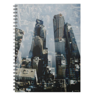 Metropolis III Spiral Notebook