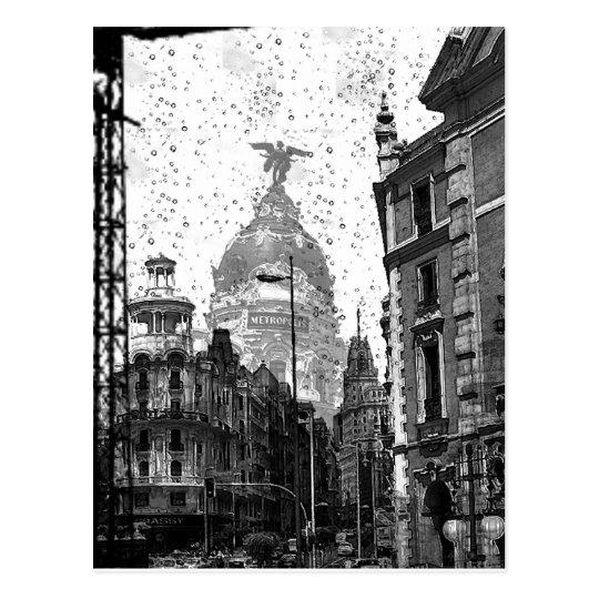 Metropolis Postcard