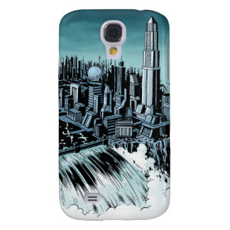 Metropolis River Galaxy S4 Case