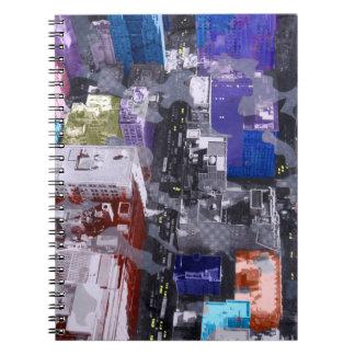 Metropolis VIIII Notebook