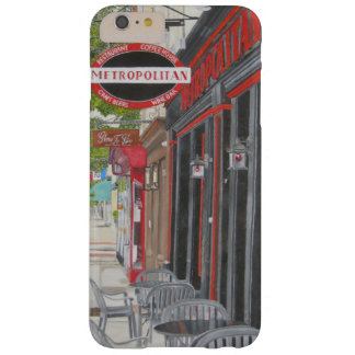 Metropolitan Cafe Barely There iPhone 6 Plus Case