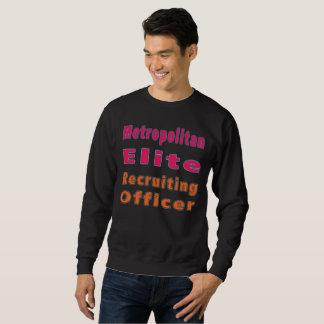 Metropolitan Elite Recruiting Officer (Liberal) Sweatshirt