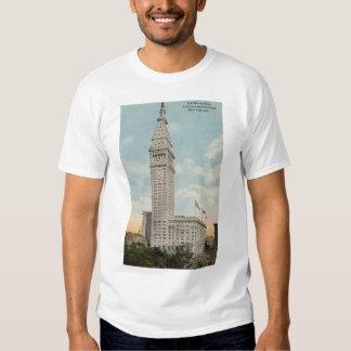 Metropolitan Life Insurance Building T-shirts