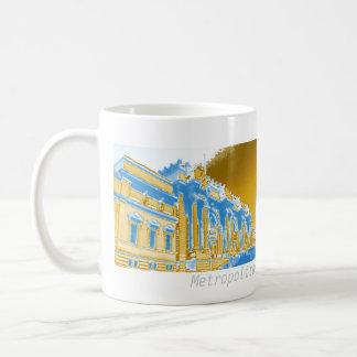 metropolitan basic white mug