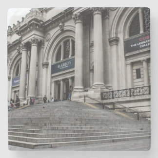 Metropolitan Museum of Art (the MET) Photo Stone Coaster